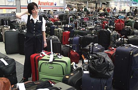 """נוסעי בריטיש ואייר פראנס-ק.ל.מ לארה""""ב ישלמו על העלאת מזוודה שנייה"""