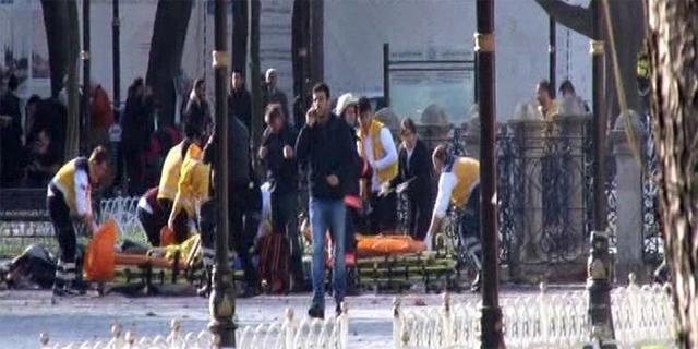 טורקיה: לפחות 10 הרוגים בפיגוע באיסטנבול