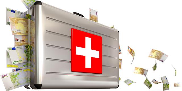 הבנקים בשוויץ יכולים לנשום לרווחה: הרוב הצביע נגד השינויים במערכת הפיננסית במשאל העם