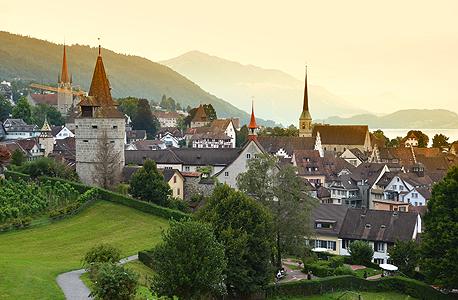 שוויץ. הכלכלה התחרותית ביותר, צילום: שאטרסטוק