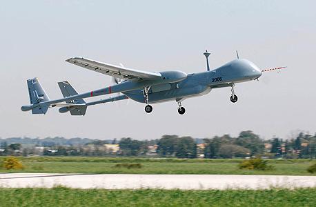 """מל""""ט של התעשייה האווירית תע""""א הרון"""