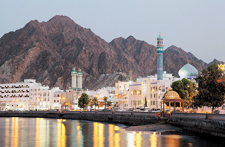 Oman. Photo: Shutterstock
