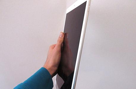 אייפד ipad פרו אפל סקירה 5, צילום: עומר כביר