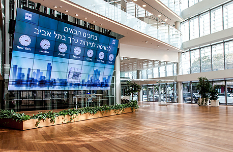 The Tel Aviv Stock Exchange saw a market bubble this past year