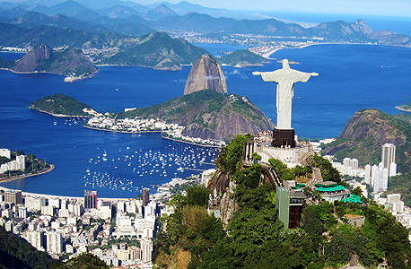 ריו דה ז'נירו, ברזיל. כרית הגנה של 10% זה לא מספיק