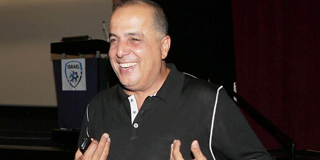 עמוס לוזון, בעל השליטה החדש של דורי קבוצה , צילום: ראובן שוורץ
