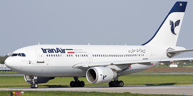 איראן תרכוש מאיירבוס 114 מטוסים עבור חברת התעופה הלאומית