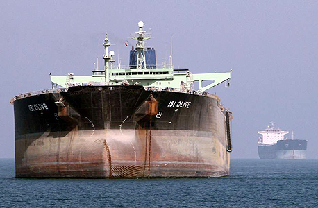 מיכלית נפט, צילום: איי אף פי