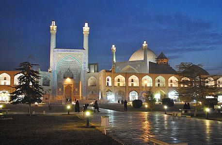מסגד האמאם באספהאן. איך הסנקציות ישפיעו על התיירות?, צילום: ויקיפדיה