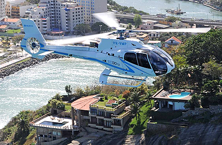 מסוק ec130 airbus איירבוס, צילום: אתר איירבוס