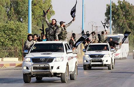 המדינה האיסלאמית ISIS ארגון דאעש