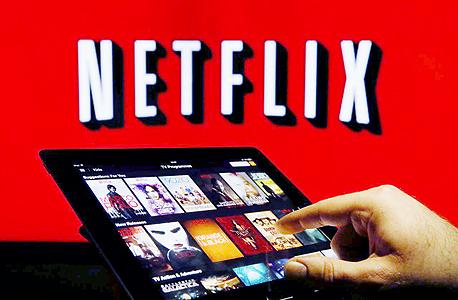 נטפליקס סרטים טלוויזיה אינטרנטי Netflix, צילום: בלומברג