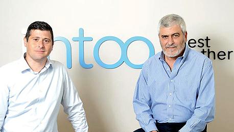 """מייסדי iintoo, דב קוטלר וערן רוט, בעלי ניסיון רב בפיננסים והשקעות נדל""""ן"""
