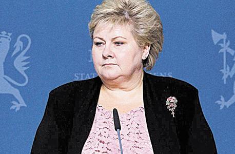 ארנה סולברג ראשת ממשלת נורבגיה