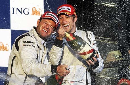 קבוצת בראון GP חתמה על הסכם חסות עם וירג'ין גרופ