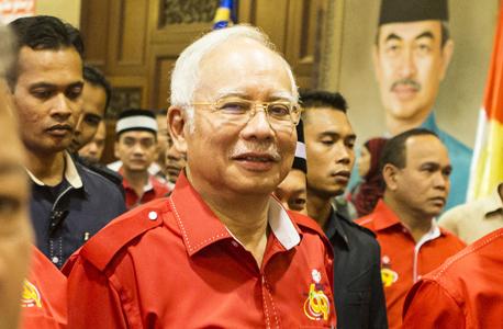 נג'יב ראזק, לשעבר ראש ממשלת מלזיה