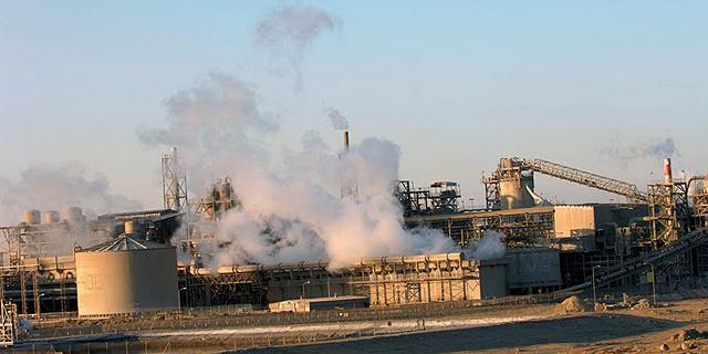 הסתיים סכסוך העבודה במפעל רותם אמפרט של כיל - העובדים חוזרים לעבודה