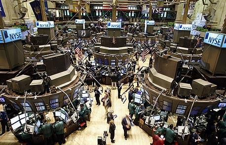 אולם המסחר ב-NYSE