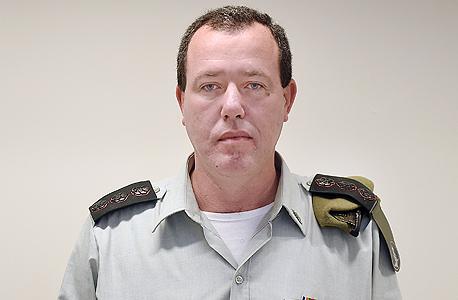 אלוף משנה דניאל רוד סגן ראש ענף הנדסה