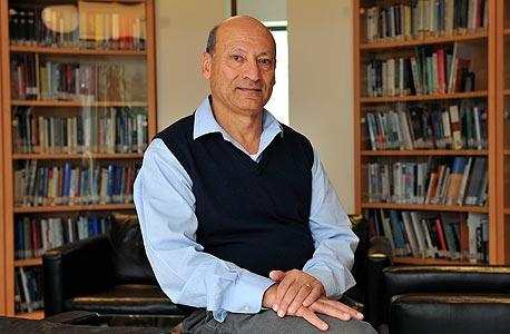 פרופסור אבי בן בסט. לא להסתפק במעט, צילום: גיא אסיאג