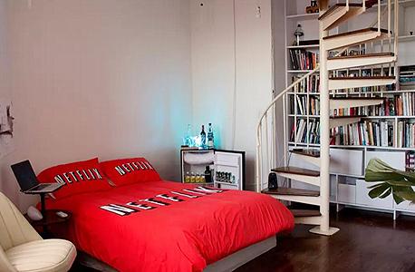airbnb נטפליקס, צילום: יצרן