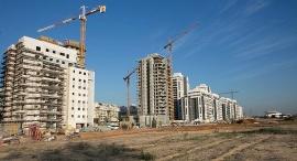 פרוייקט בניה של גינדי ב מערב ראשון לציון, צילום: ענר גרין