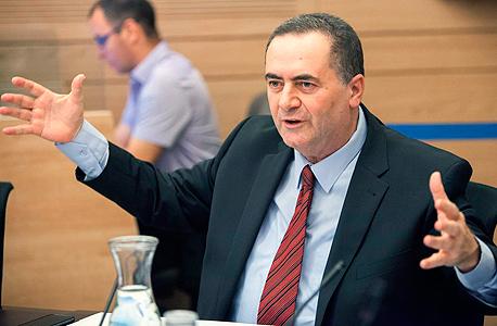 ישראל כץ שר התחבורה, צילום: עומר מסינגר