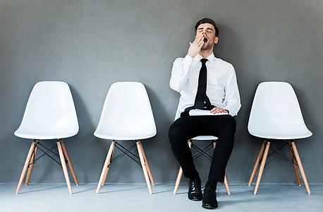 אין הזדמנות שניה להותיר רושם ראשוני טוב על המעסיק הפוטנציאלי