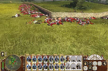Empire Total War: המשחק שכל גנרל-כורסה חייב