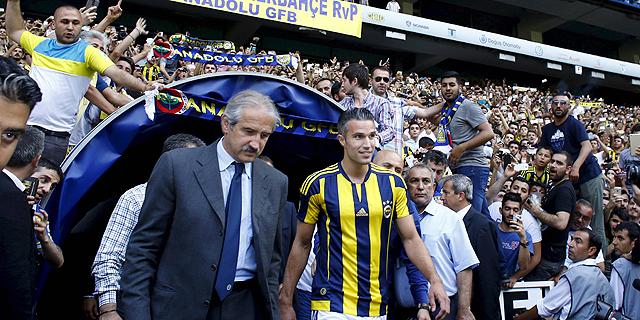 השאיפות הגדולות הביאו את הכדורגל הטורקי לקריסה