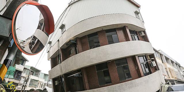 רעש האדמה בטייוואן: 13 הרוגים ויותר מ-100 נעדרים