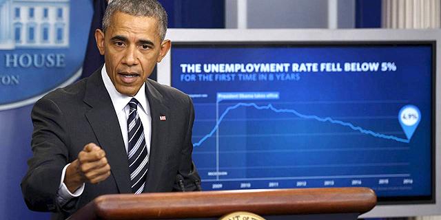 """אובמה: """"נשיב את הערכים עליהם מבוססת הכלכלה הגדולה אי פעם"""""""