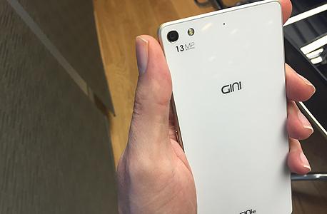 gini ג'יני פלאפון סמארטפון 3, צילום: עומר כביר