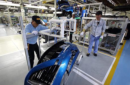 מפעל טויוטה ביפן