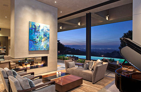 בית להשכרה AIRBNB לוס אנג'לס הילס ביונסה 2, צילום: AIRBNB