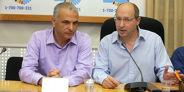 כחלון וניסנקורן התערבו - והעיצומים ברשות מקרקעי ישראל הוקפאו