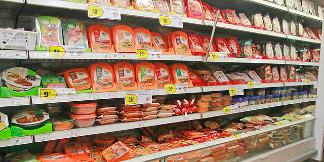 לא משמרים את המכירות: השנה שתעשיית הבשר המעובד תרצה לשכוח