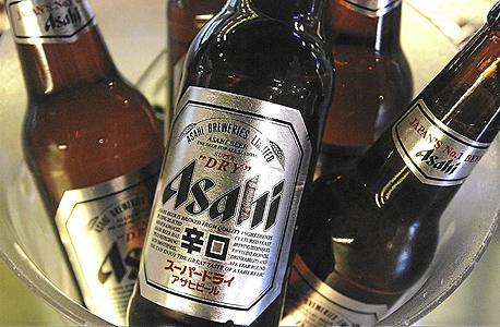 בירה אסהאי, צילום: Asahi