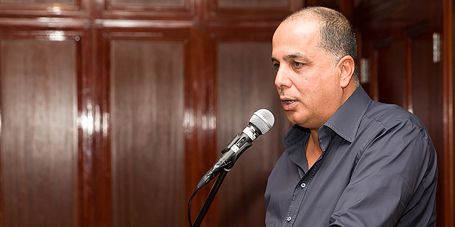 עמוס לוזון, צילום: אוראל כהן