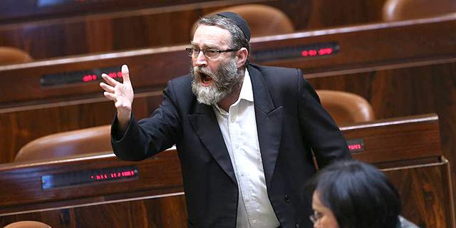 משה גפני, צילום: אלכס קולומויסקי