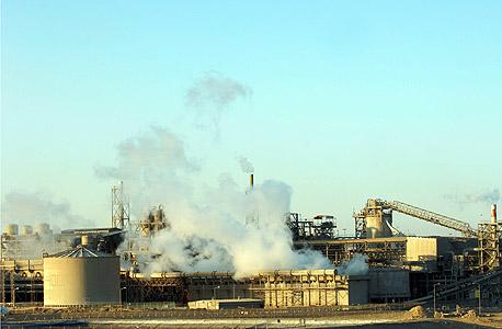 מפעל רותם אמפרט , צילום: חיים הורנשטיין
