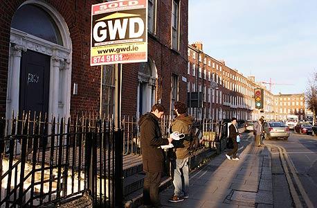 """אירלנד מנסה לעורר את שוק הנדל""""ן: תשלום מלא על הנכס - רק אם מחירו יעלה"""