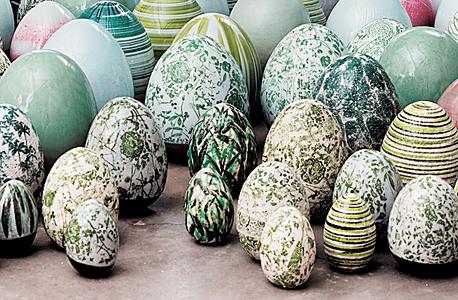 הביצים הירוקות. תקופה של פריחה