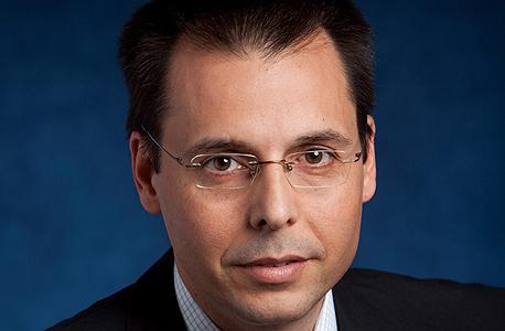 רונן אגסי מנהל ה כספים ב הראל השקעות, צילום: ורדי כהנא
