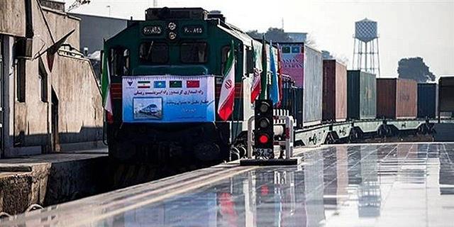 דרך המשי קמה לתחייה: רכבת ראשונה מסין הגיעה לטהרן