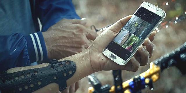 סמסונג גלקסי 7S, צילום: youtube
