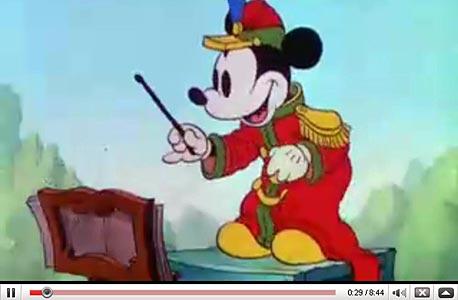 דיסני: מיקי מאוס ביוטיוב