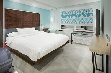 Tru, רשת מלונות חדשה מבית הילטון, צילום: Hilton Worldwide