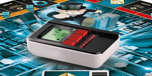"""גרסה חדשה למונופול: כספומט וכרטיסי אשראי במקום """"כסף"""""""