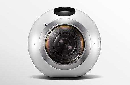מצלמת סמסונג גיר 360 gear